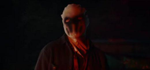 Watchmen Rorschach