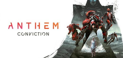 Anthem Conviction corto live action