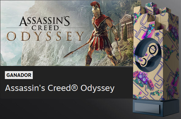 Assassins Creed Odyssey - Steam Awards 2018