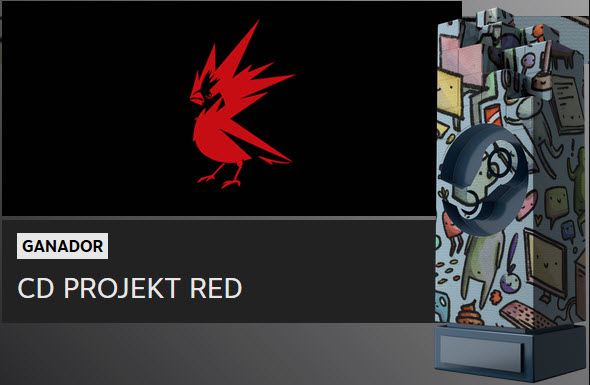 CD Projekt RED - Steam Awards 2018