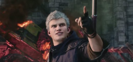 Devil May Cry 5 - Nero