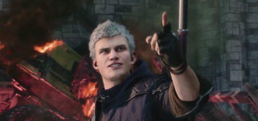 Devil May Cry 5 - Nero
