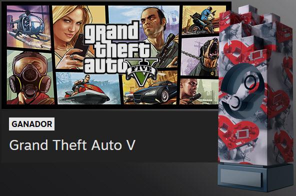 Grand Theft Auto V - Steam Awards 2018