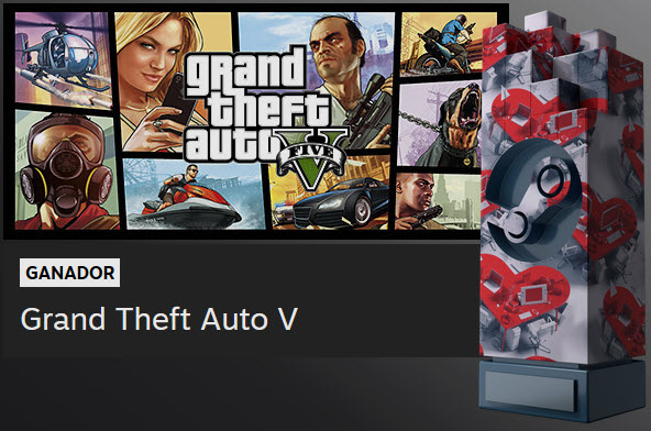 Grand Theft Auto V - Steam Awards 2018