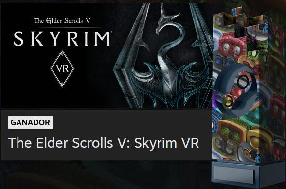 Skyrim - Steam Awards 2018