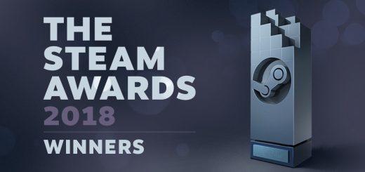 Steam Awards 2018 ganadores