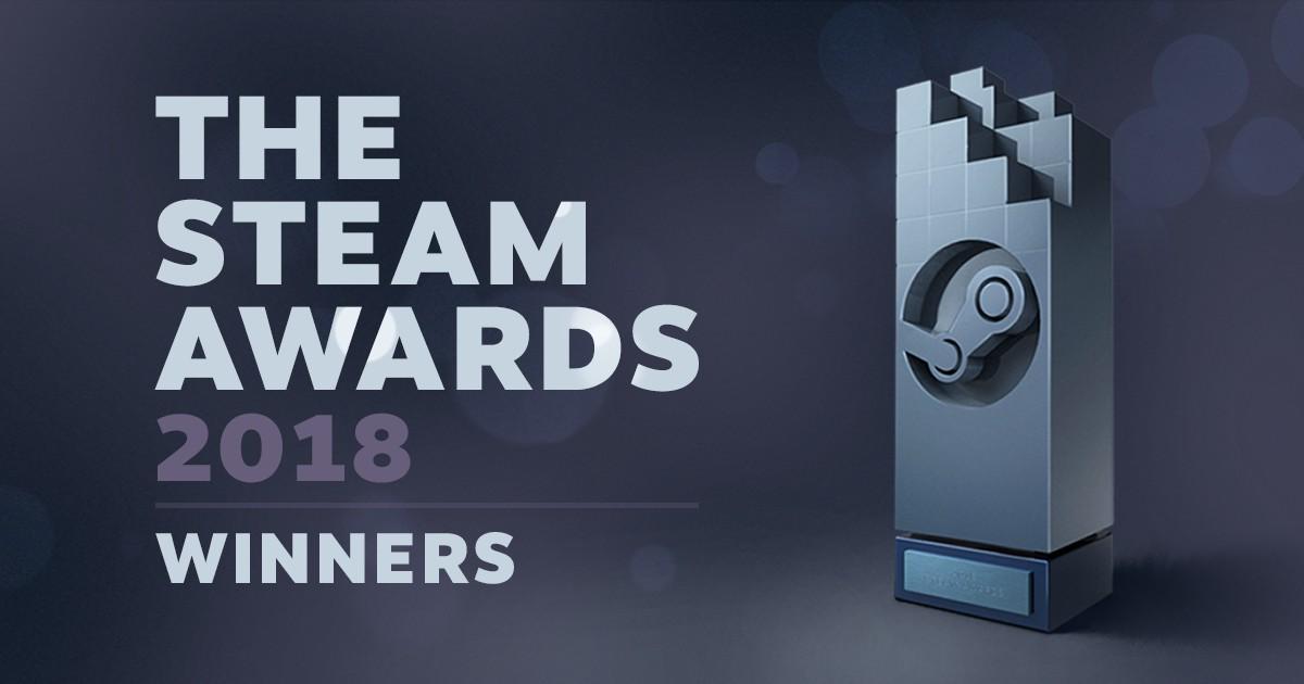 Steam Awards 2018 conoce a los ganadores