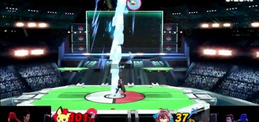 Super Smash Bros Ultimate Genesis 6