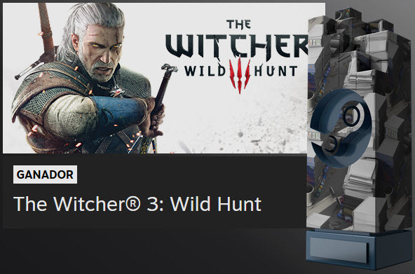 The Witcher 3 - Steam Awards 2018