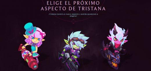 Tristana skins