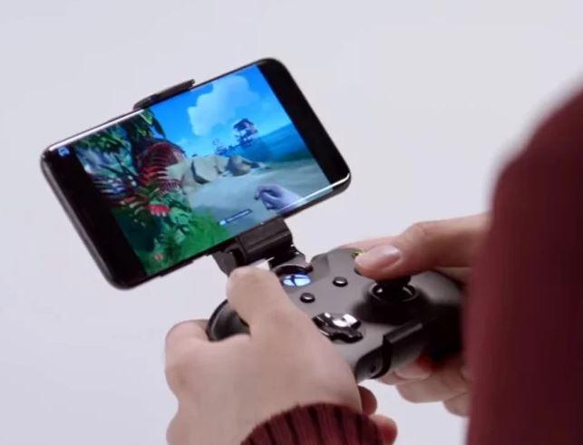 Xbox proyecto xCloud