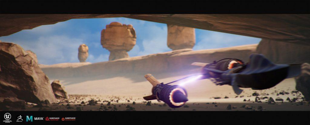 Star Wars Episode I Racer
