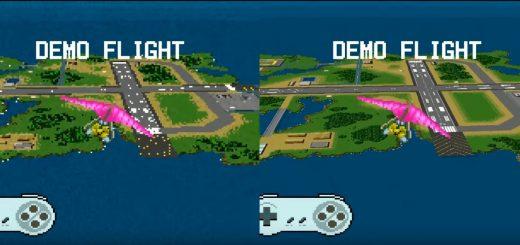 Emulador de SNES con mod HD Mode 7