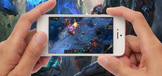League of Legends llegará a los móviles