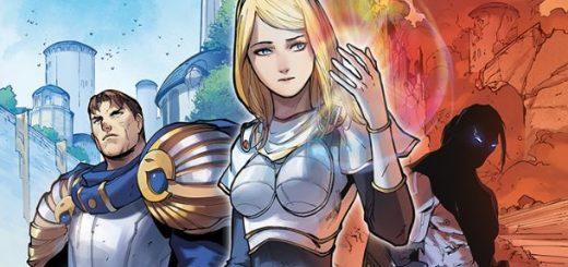Lux Comics League of Legends