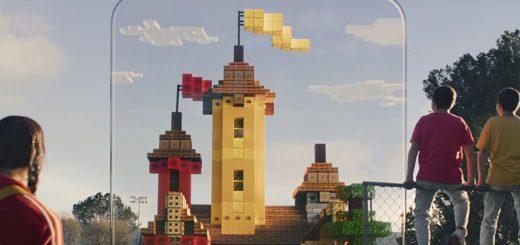 Minecraft Earth la versión de realidad aumentada es anunciada