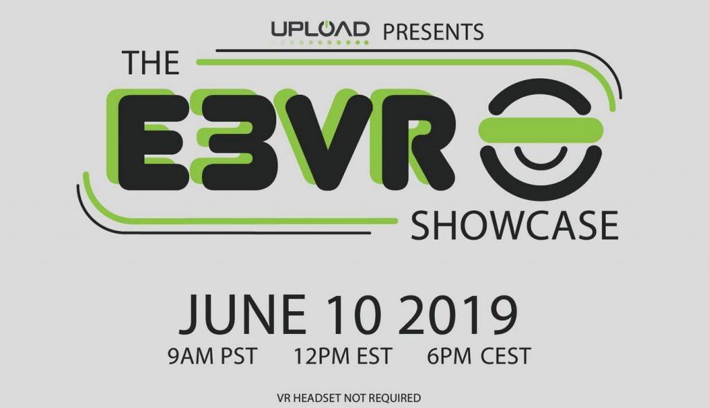 E3 VR Showcase