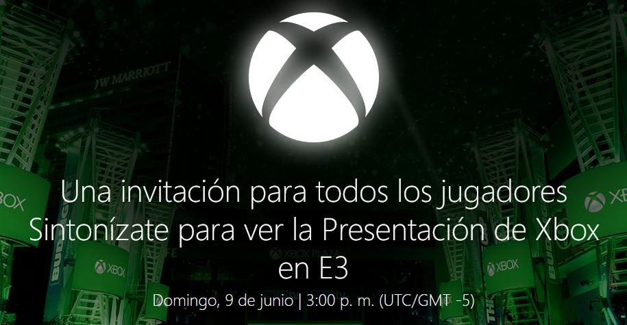 Xbox en la E3