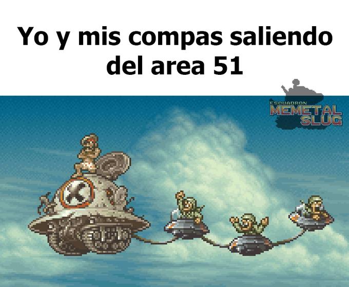 Área 51 meme - 5