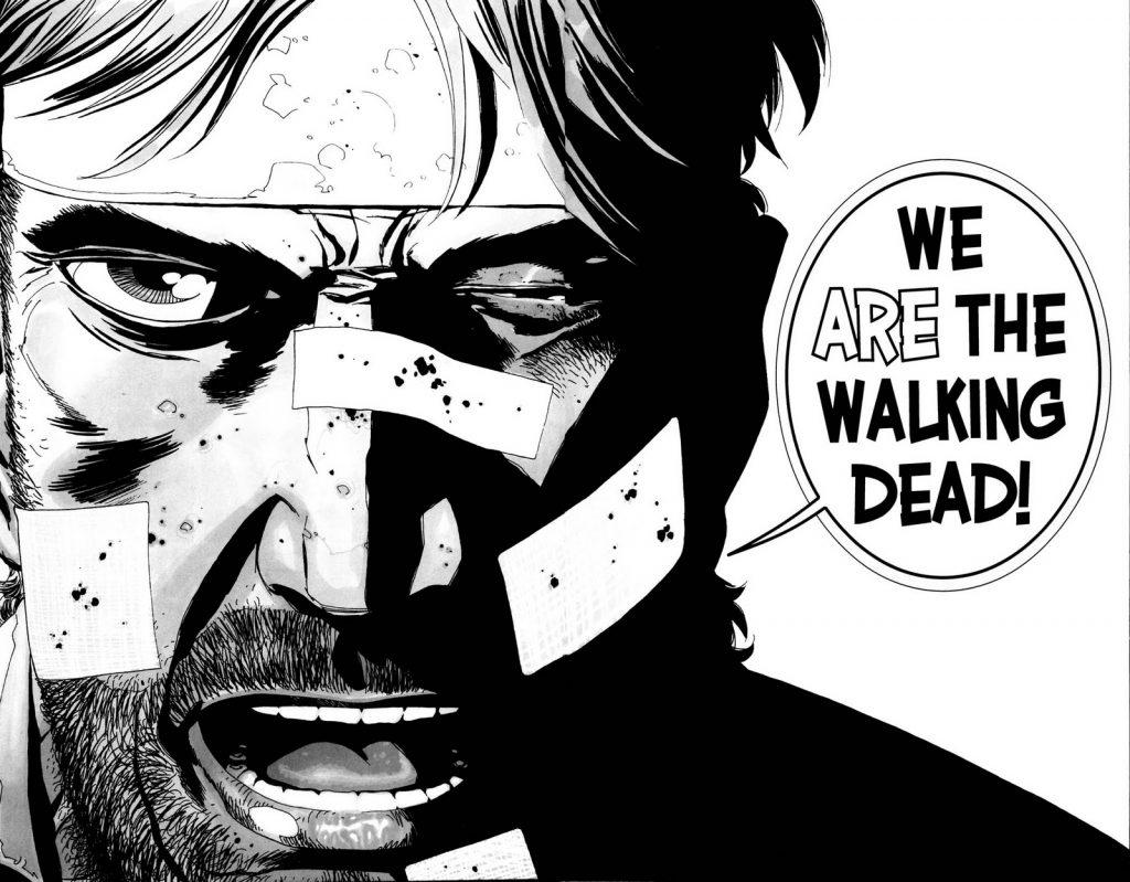 The Walking Dead Reseña