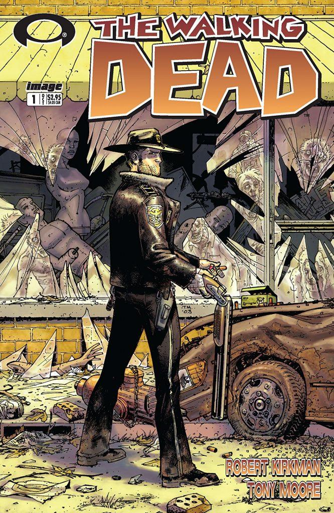 The Walking Dead cómic
